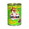 Kitekat Állateledel konzerv KITEKAT macskáknak csirkehússal 800g