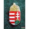 Kitűző - koronás címer 18mm
