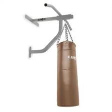 KLARFIT Big Punch, húzódzkodó rúd és boxzsák, max. 350 kg, szereléshez szükséges anyagok boksz és harcművészeti eszköz