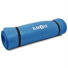 KLARFIT Karimat tornázásra, 15 mm, 190 x 80 cm, kék fitness eszköz