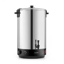 Klarstein KonfiStar 50, befőző automata, italtároló meleg italokra, 50 l, 110 °C, 120 perc, nemesacél elektromos főzőedény