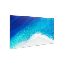 Klarstein Wonderwall Air Art Strand, infravörös melegítő, 60 x 101 cm, 600 W, falra szerelhető fűtőtest, radiátor