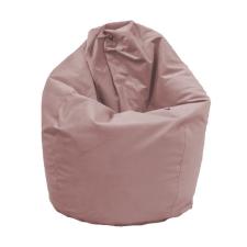 Klasszikus babzsákfotel gyerekeknek, rózsaszín mikroplüss plüssfigura