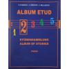 Kleinová-Fišerová-Müllerová Album etud 2