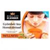 Klember gyömbér tea homoktövissel  - 20 filter