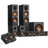 Klipsch R-820F 5.1.2 hangfalszett, fekete