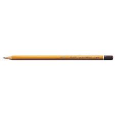 "KOH-I-NOOR Grafitceruza, 2H, hatszögletű, KOH-I-NOOR ""1500"" ceruza"