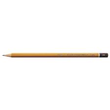 KOH-I-NOOR Grafitceruza KOH-I-NOOR 1500 3H hatszögletű ceruza