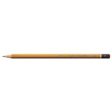 KOH-I-NOOR Grafitceruza KOH-I-NOOR 1500 F hatszögletű ceruza