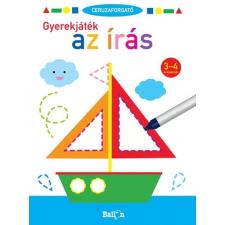 Kolibri Kiadó Ceruzaforgató - Gyerekjáték az írás 3-4 éveseknek gyermek- és ifjúsági könyv