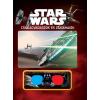 Kolibri Kiadó Star Wars - Csillagvadászok és csatahajók (3D-s szemüveggel)
