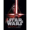 Kolibri Kiadó Star Wars évkönyv 2017 - Ajándék Zsivány Egyes poszterekkel!
