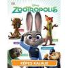 Kolibri Kiadó Zootropolis - Képes kalauz