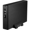 """Kolink 3,5"""" HDSUB3U3 USB3.0 HDD külső ház Black"""