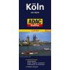 Köln térkép - ADAC