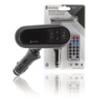 König CSBTFMTRANS100 12 V-os Bluetooth FM-adókészülék mikrofonnal