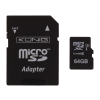 König microSDXC Memóriakártya Class UHS-I 64 GB König csmsdxc64gb