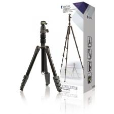 König Professional Fényképezőgép / Videokamera Háromlábú Gömbcsukló 137 cm Fekete König kn-tripodpro22 tripod