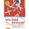 Könyv: soha többé dohányzás! 1 db
