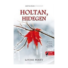 Könyvmolyképző Kiadó Holtan, hidegen regény