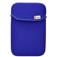 KORACELL univerzális SOFT tok 8 hüvelykes Tablet-ra - kék tablet tok