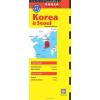 Korea és Szöul térkép - Periplus Editions