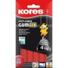 """KORES Gyurmaragasztó, 60 kocka/csomag, extra erős,  """"Power Gumfix"""""""