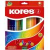 KORES színes ceruza