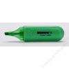 KORES Szövegkiemelő, 1-5 mm, KORES, zöld (IK36105)