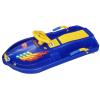 Kormányozható bob Snow Boat kék