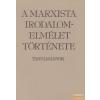 Kossuth A marxista irodalomelmélet története