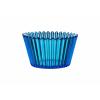 Kosta Boda CUPCAKE BLUE BOWL D 132MM