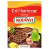Kotányi grill barbecue fűszersó 30 g