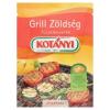 Kotányi Grill Zöldség fűszerkeverék 30 g