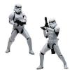 Kotobukiya szett 2 bábus Storm katona ArtFX+ Star Wars Csillagok Háborúja gyerek