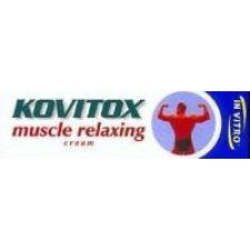 Kovitox izomlazító hatású krém bőrápoló szer