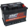 Kraftmann 12V 62Ah jobb+ autó akkumulátor