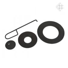 Kratki Tűzhelylap gyűrűk hűtés, fűtés szerelvény