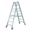 KRAUSE - Stabilo gurítható két oldalon járható létra 2x6 fokos (profi)