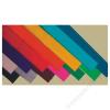 . Krepp papír 50x200/250 cm, sötétbarna (HPR0033)