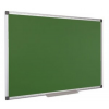 Krétás tábla, zöld felület, nem mágneses, 90x180 cm, alumínium keret