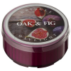 Kringle Candle Oak & Fig teamécses 35 g