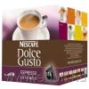 Krups Nescafé Dolce Gusto Espresso Intenso, 16 kapszula