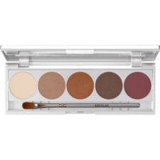 Kryolan Shades Etui 5 színű, tükrös paletta, 9335/Casablanca szemhéjpúder