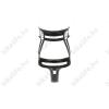 KTM Anyway kulacstartó alu, ergonomikus, 24g, fekete