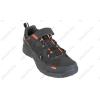 KTM Factory Character kerékpáros cipő fekete/narancs 46-os