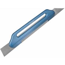 KUBALA 130x680mm rozsdamentes simító építőanyag