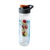 . Kulacs, gyümölcstartó infuserrel, akasztóval, műanyag, 0,8l