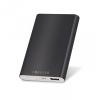 Külső akkumulátor, 8000 mAh, Okostelefonhoz és TabletPC-hez, TB-008, fekete