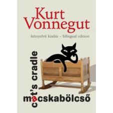 Kurt Vonnegut MACSKABÖLCSŐ - CAT\'S CRADLE - KÉTNYELVŰ KIADÁS idegen nyelvű könyv